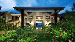 Oceanfront Playa Dominical Luxury Estate Home