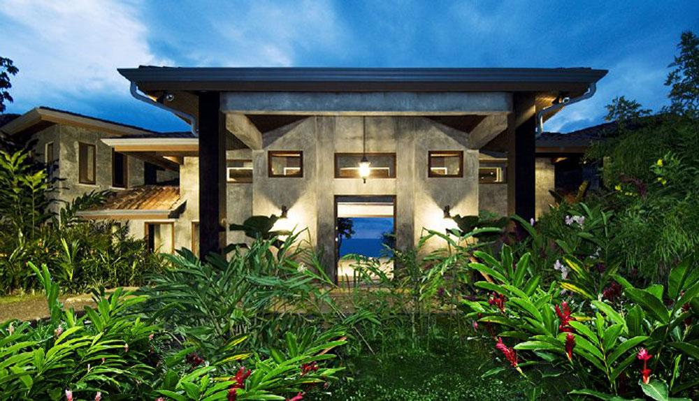 Costa Rica Oceanfront Villa Rentals