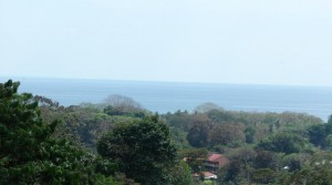 Over 2 Acre Ocean View Lot with Easy Access to Uvita