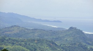 Over 3 Acre Lot in Eco Friendly Development with Ocean Views