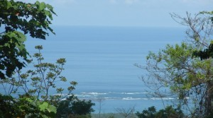 6 Acres For A High End Ocean View Estate Home Above Playa Uvita Beaches