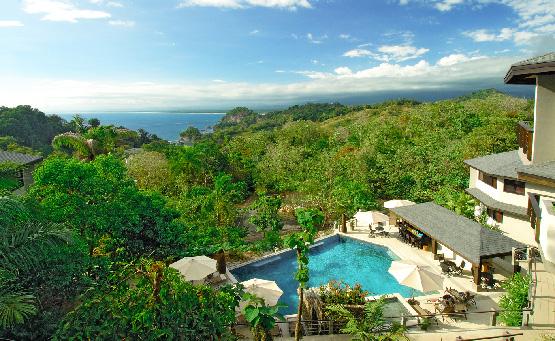 Tulemar bungalow villas with private beach in manuel antonio for Villa rentals in costa rica