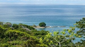 Home Building Site near Dominical with Panoramic Ocean View