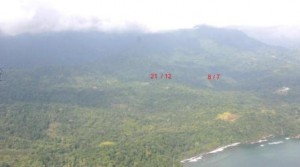 3 Acre Tropical Beach Home Building Site in Ballena