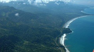 300 Acre Prime Beachfront Land Parcel in Southern Costa Rica