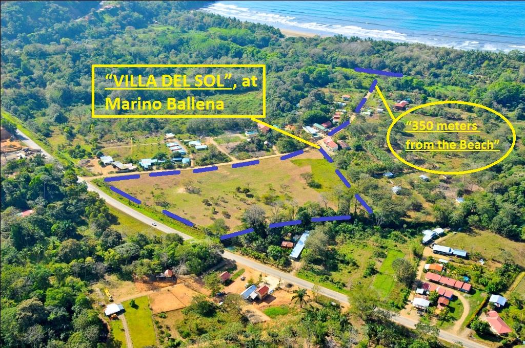Villas del sol beachside community property lots for Villas del sol