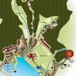Los Suenos Resort Map