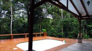 Tropical Studio Home With Pool In The Tropical Hills Of Hatillo