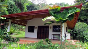 Affordable Mountain Cabina With Tropical Land in Platanillo
