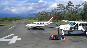 Costa Rica Infrastructure Update: Five Million Dollar Airport Expansion For Quepos and Manuel Antonio