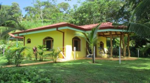 Charming Home With 2 Tropical Acres In Playa Ballena By the Beach