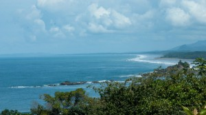 One Acre Ocean View Vacation Home Building Site In Dominical