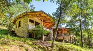 Casa Luna Nueva Custom Home In Self Sustainable Community