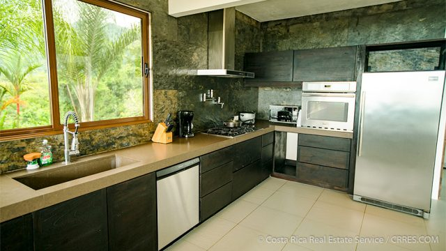 Home for Sale in Dominical with a Gourmet Kitchen
