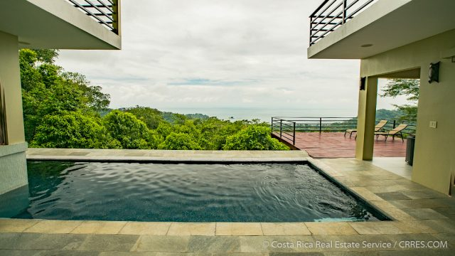Home for Sale in Dominical with Tropical Pool Area
