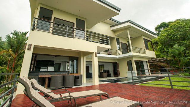 Luxury Home Marina Vista Dominical Costa Rica