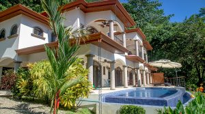 Luxury Ocean View Vacation Home Close To The Beach In Dominical