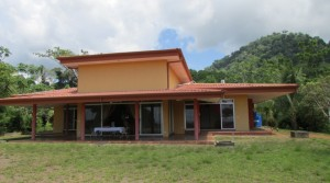 Affordable Ocean View Home On 5 Acres In The Hills Of Matapalo