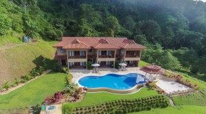 Ocean View Compound In Ojochal With Three Income Producing Rentals