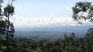 Three Acre Mountain Land Parcel Above The City Of San Isidro