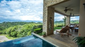 Ocean View Luxury Home Close To The Beaches Of Playa Hermosa