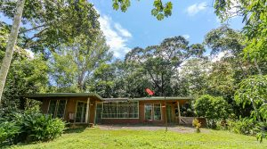 Affordable Home In Dominicalito On Eight Acres With a River Trail