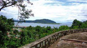 Historic Property Directly Overlooking The Golfito Marina Village