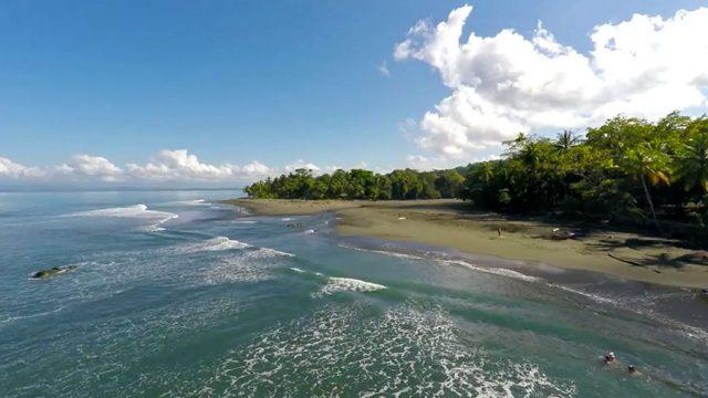 Pavones Beach Costa Rica