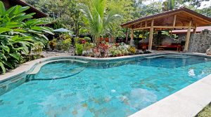 Riverfront Property In Uvita With Home And Rental Cabins