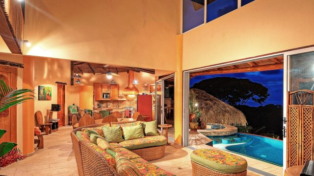 Luxury Estate In Dominical