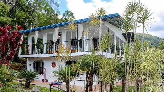 Mountain Home near San Isidro with 25+ Acres