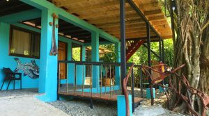 Jungle House With Pool Close To The Baru River And Dominical Beach