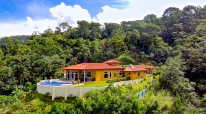 Whitewater Ocean View Luxury Villa In Uvita With Beautiful Outdoor Spaces
