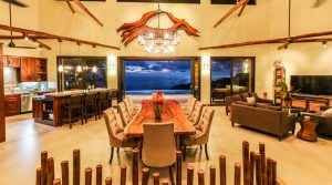 Casa Bambú – Luxury Rainforest Estate in Dominical with Great Ocean Views