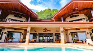Casa Bambú – Magnificent Ocean View Rainforest Estate In Dominical