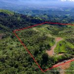 100 Acres with Home Sites Near San Isidro
