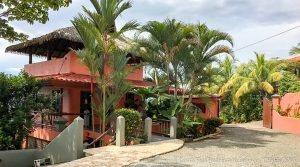 Tropical Ocean View Home With a 2 Story Vacation Rental Villa In Hatillo