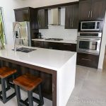 Kitchen with High-End Finishes