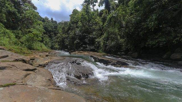 Swimming Holes on the Morete River