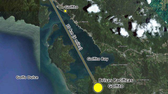 Prime Location in Golfito