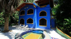 Tropical Home in the Jungle with Ocean View in Manuel Antonio