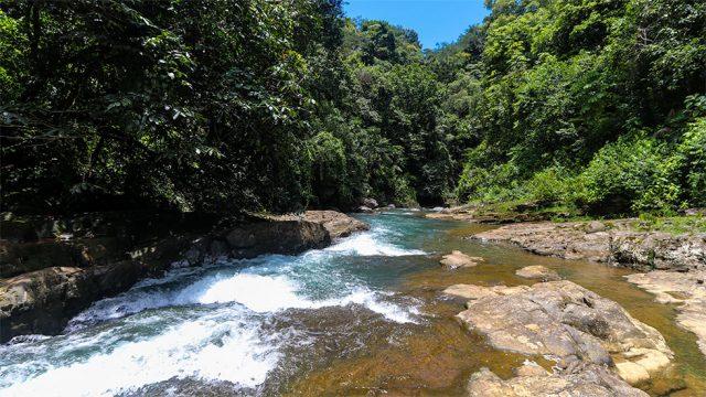 Morete River, Uvita, Costa Rica