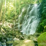 Waterfall in Dominical