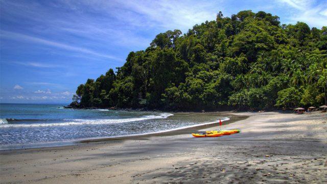 Private Beach in Manuel Antonio