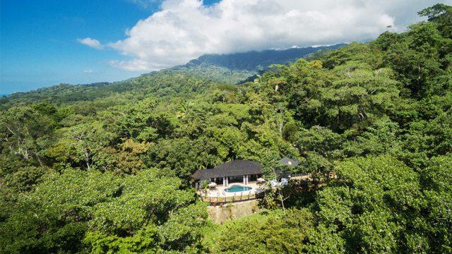 Home in Uvita Private Rainforest Setting