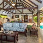 Home in Uvita with Open Entertaining Spaces