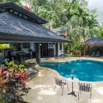 Home with Resort Style Pool Area in Uvita