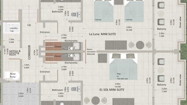 2 Suite 2nd Floor Rental Units
