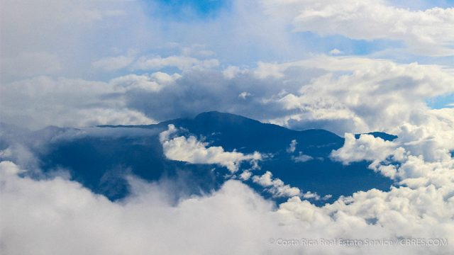 Chirripo Mountain