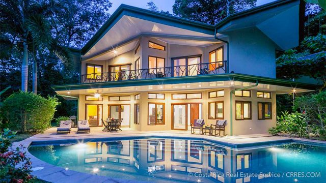 Prime Income Producing Vacation Rental Homes Dominical